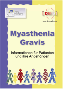 "The term ""Myasthenia gravis"" (MG) comes from the greek"