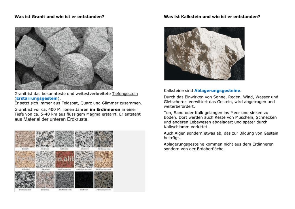 sedimentgestein aus ton und kalk