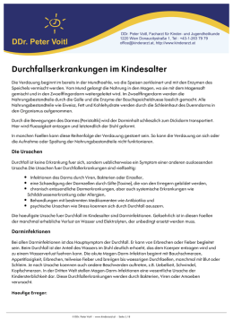 Artikel in PDF - Kinderarzt DDr. Peter Voitl