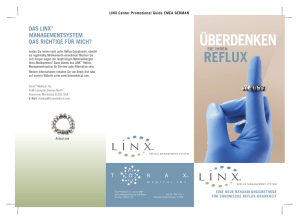 überdenken - TORAX Medical