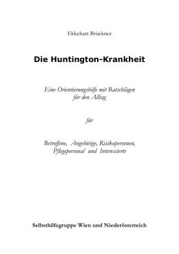 Die Huntington