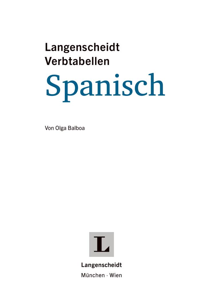 Venir konjugation spanisch