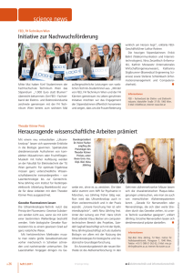 science news - MedUni Wien