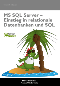MS SQL Server - Einstieg in relationale