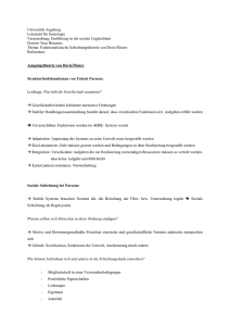 Handout - Phil.-So. - Universität Augsburg