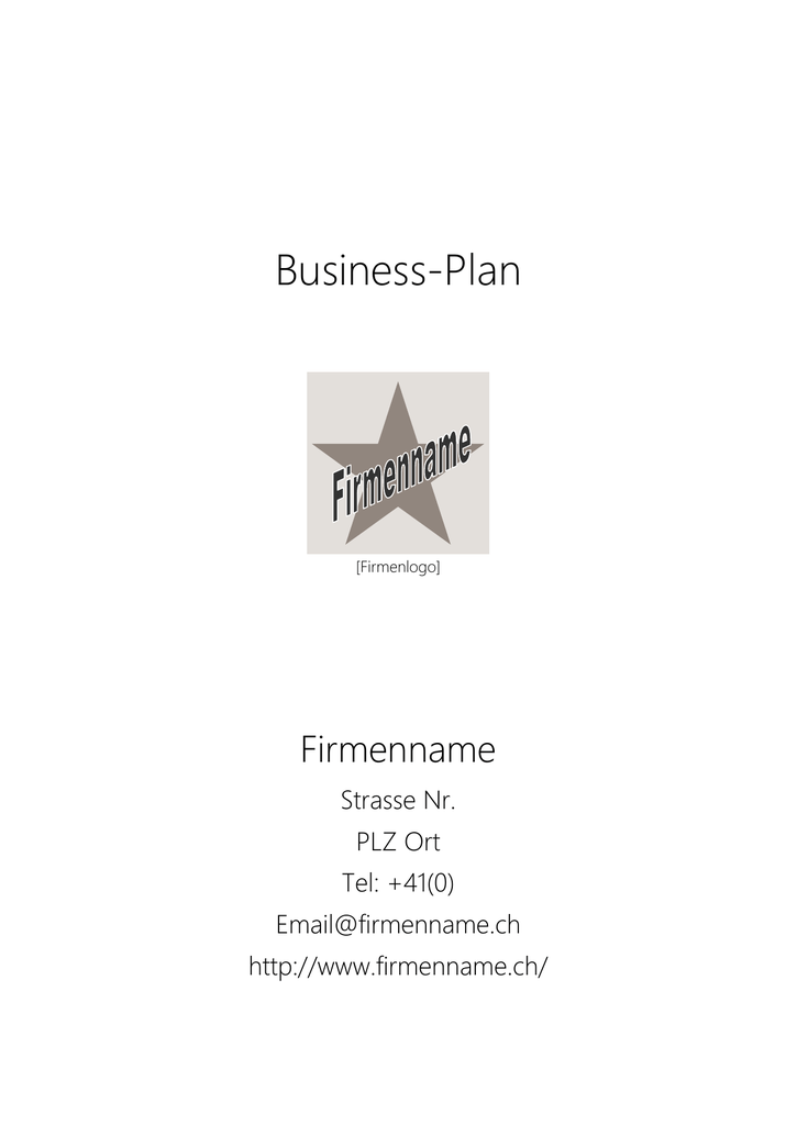 credit suisse business plan wegleitung