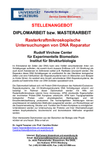 stellenangebot - Service Center BioCareers