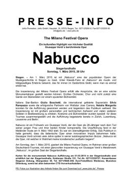 gefangenenchor nabucco text italienisch