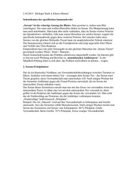 Untersuchungsprogramm 2014/15