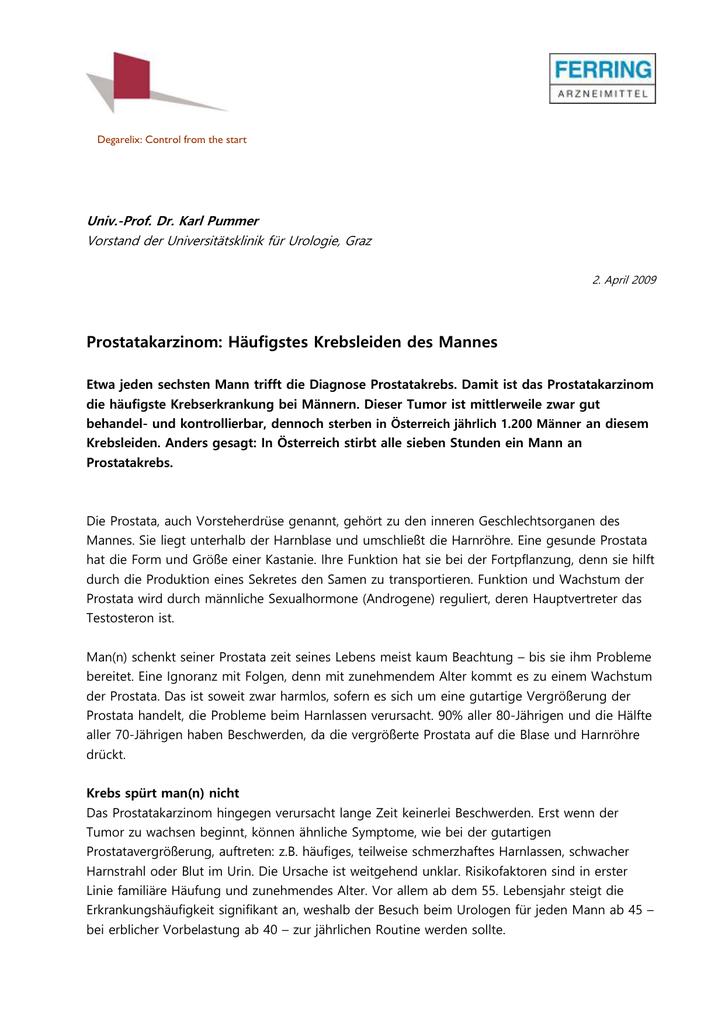 Erfreut Funktion Der Prostata Galerie - Anatomie Ideen - finotti.info