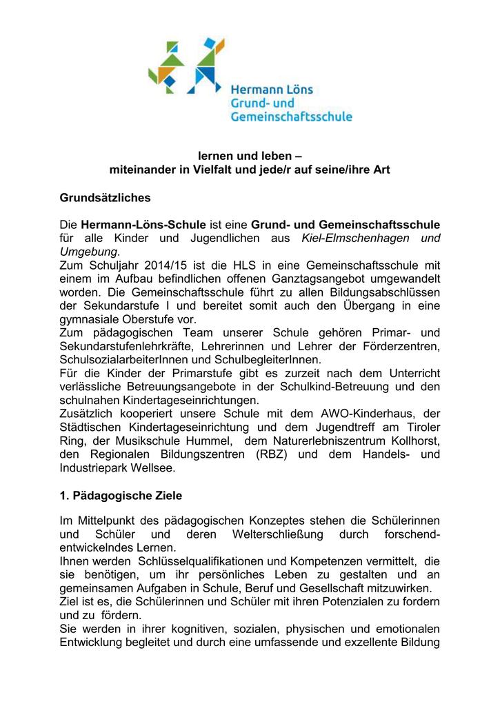 Leistungsmessung und -beurteilung - Hermann-Löns
