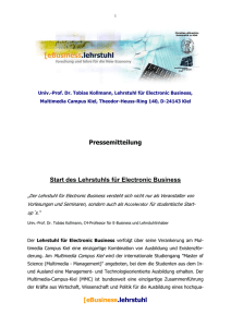 Word - E-Business und E