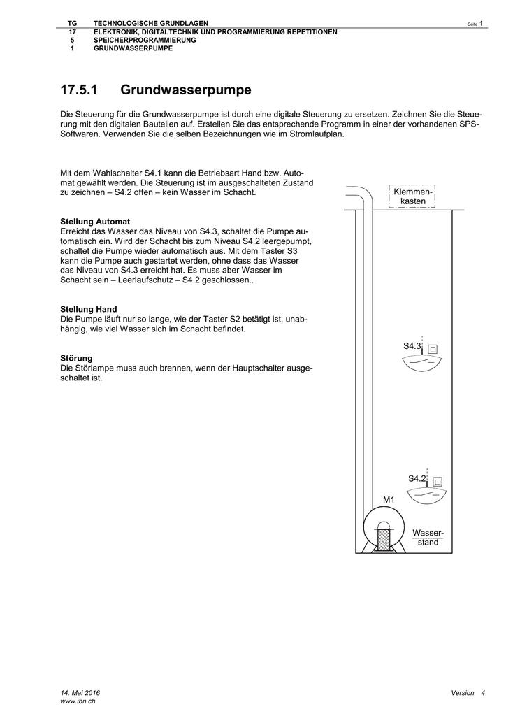 Charmant Hauptschalter Ersetzen Bilder - Elektrische Schaltplan ...