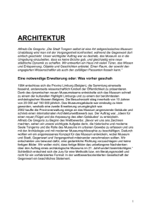 architektur - Gallo