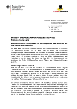 doc-Version, 0.14 MB - Stiftung Digitale Chancen