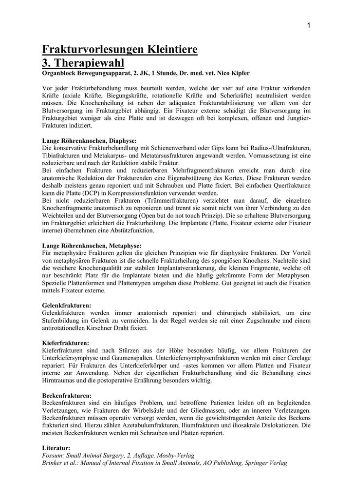Niedlich Kirschnerdrahtfixierung Ideen - Elektrische Schaltplan ...