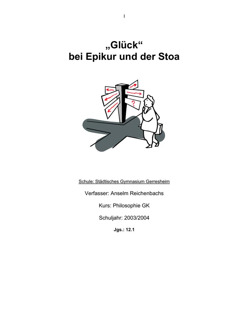 Inhaltsverzeichnis Gymnasium Gerresheim