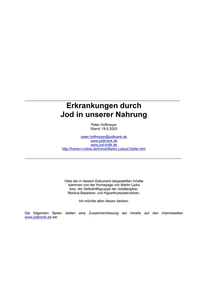 Jodinfo Ihre Homepage Bei Arcor