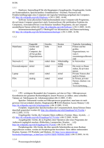 12.3 Datierungen mit Radioaktivitäts-Arbeitsblatt