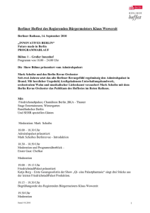 download: Programm