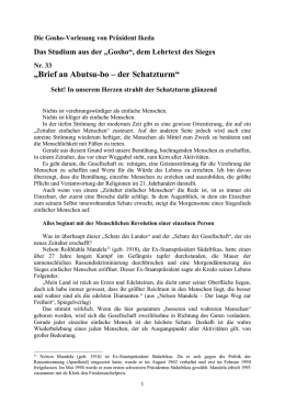 Nr. 33 - Brief an Abutsu