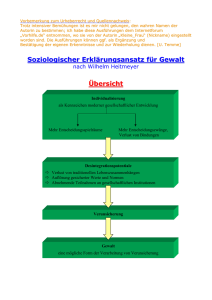 Download: Zusammenfassung W. Heitmeyer