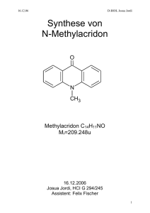 N-Methylacridon