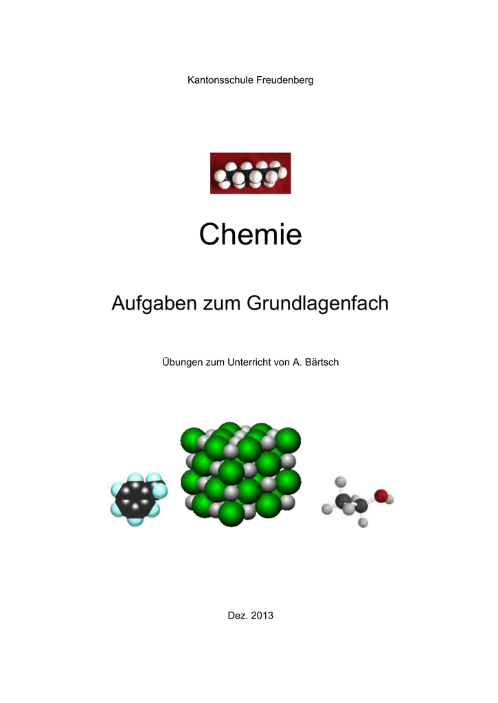 2. Radioaktive Aufgaben - Fachdidaktik Chemie ETH