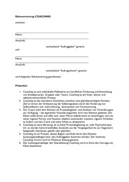 Rahmenvertrag Für Lieferungen Und Ihk Zu Leipzig