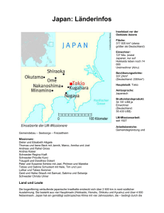 Japan - Liebenzeller Mission