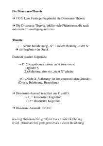 Theorie: