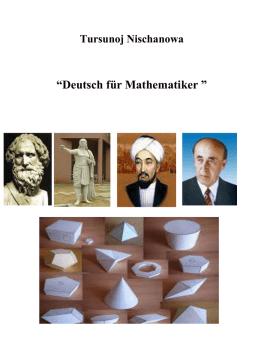 Zitate und Sprüche zur Mathematik