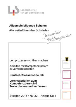 Lernmaterial BK Hauswirtschaft Lernfeld 3 Gesunde Ernaehrung
