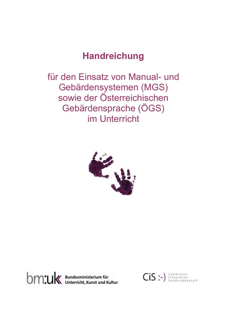 Handreichung_Gebaerdensprache
