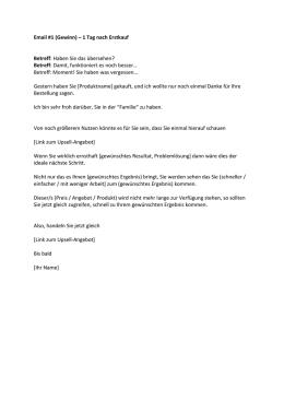Wie Verfasst Man Einen Brief An Institutionen Behörden Und Firmen