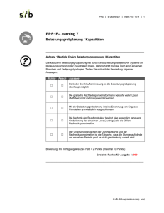 E-Learning PPS MPL - Business Solutions Schnorf