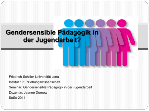 Gender_Power Point_29_4_2014 - Friedrich-Schiller
