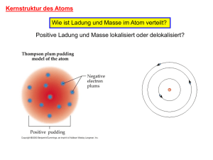 Bohrsches Atommodell