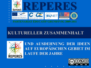 REPERES - Modul 2-1 - Illustrationen mit Legende