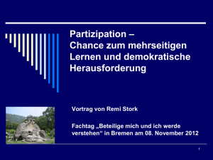 Partizipation_Bremen_Storck 2012