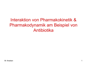 PowerPoint-Präsentation - Antiinfectives Intelligence