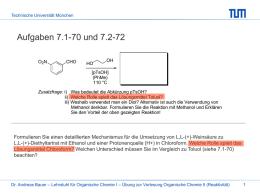 powerpoint prsentation lehrstuhl fr organische - Kurzer Lebenslauf