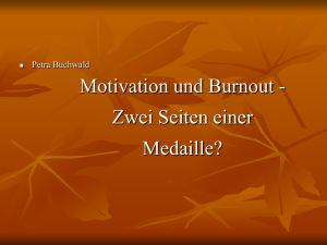 Motivation... - Ihre Homepage bei Arcor