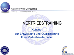 File - CORINNE WOLL CONSULTING