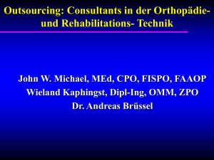 Emerging Trends in Prosthetic Knee Mechanisms