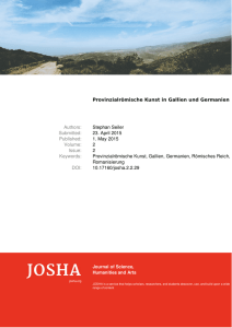 PDF - JOSHA - Journal of Science, Humanities and Arts