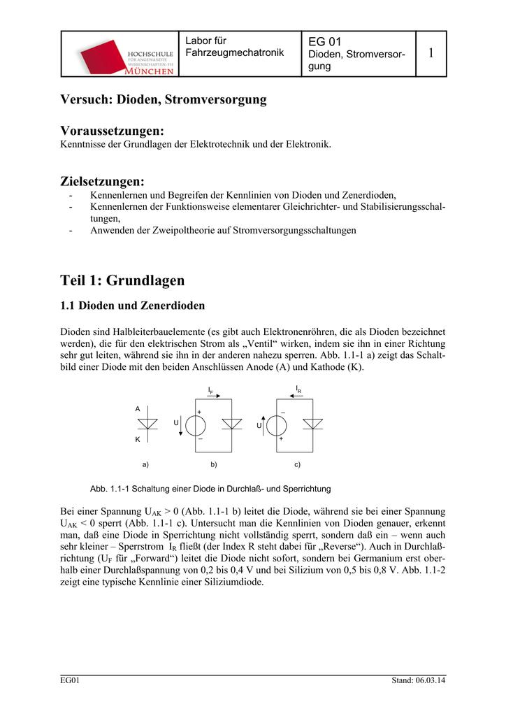 Teil 1: Grundlagen