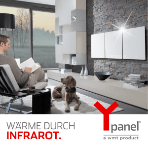 Y-Panel - i2 innovation.infrarot