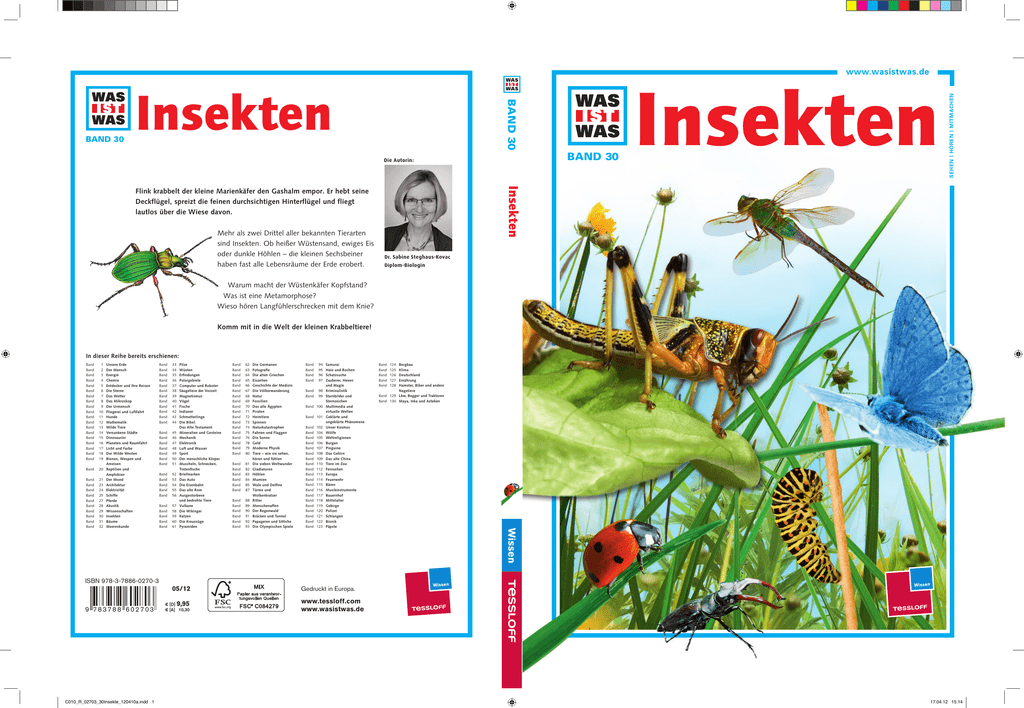 Insekten - Die Onleihe