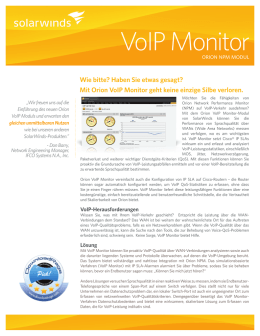 VoIP Monitor